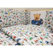 Бортик в кроватку АиСт Карамелька КА-10