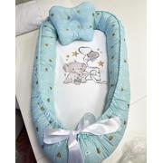 Кокон для новорожденных с печатью АиСт КП-25