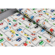 Комплект в кроватку ДОРОГА 9 предметов