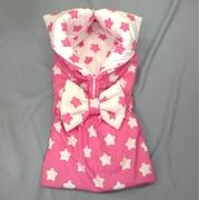 Конверт-одеяло на выписку Пряники (розовый)
