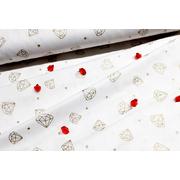Комплект постельного белья Бриллианты с глиттером Р-9